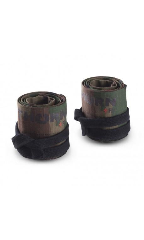 Bandes de poignets - Wrist Wraps vert CAMO | THORN FIT