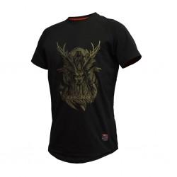 T-Shirt Homme Gris ARROW GRAY  THORN FIT