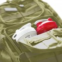 Sac de sport vert Army MISSION 40 L | THORN FIT