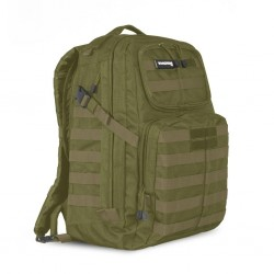 Sac de sport vert Army MISSION 40 L | THORN FIT