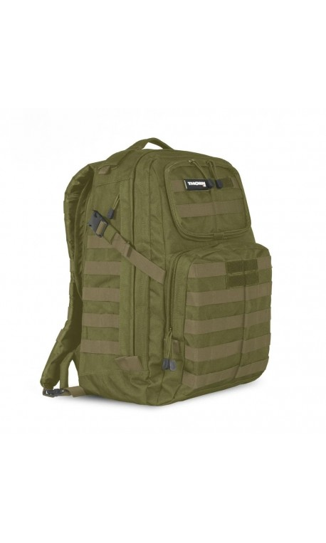 Sport Bag Army green MISSION 40 L Unisex | THORN FIT