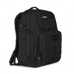 Sac de sport noir MISSION 40 L | THORN FIT