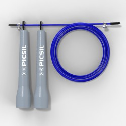 Corde à sauter grise ABS | PICSIL