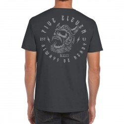 T-shirt Homme gris VIKING SKULL 2020 Q3 | 5.11 TACTICAL