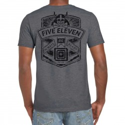 T-shirt Homme gris VIKING CREST 2020 Q3 | 5.11 TACTICAL