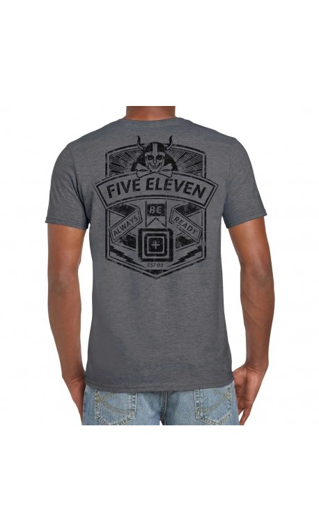 T-shirt grey VIKING CREST 2020 Q3 for men | 5.11 TACTICAL