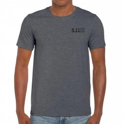 T-shirt grey VIKING CREST 2020 Q3 for men   5.11 TACTICAL