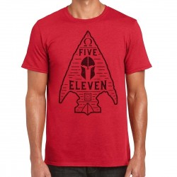 T-shirt Homme rouge SPARTAN ARROWHEAD 2020 Q3 | 5.11 TACTICAL