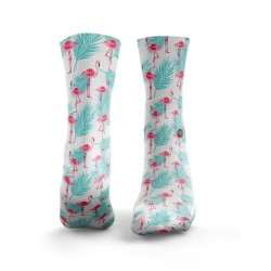 Multicolor workout FLAMINGO socks – HEXXE SOCKS