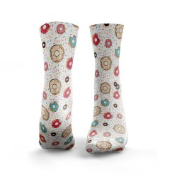 Chaussettes multicolores DONUT| HEXXE SOCKS
