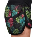 Training hybrid short multicolor MONSTERA for women | PROJECT X