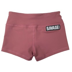 Short femme rose RUSTY |SAVAGE BARBELL