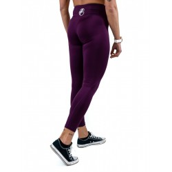 Training legging bordeaux CLASSIC for women - THORUS WEAR