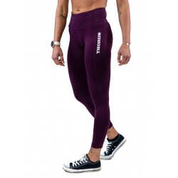 Training legging bordeaux CLASSIC for women - THORUS WEAR