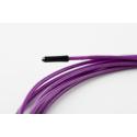 Corde à sauter Blanche cable violet Sphinx |PICSIL