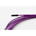 PICSIL Workout jump rope white purple cable Sphinx