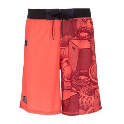 Short homme Rouge Heavy Shorts - Light Red | XOOM PROJECT