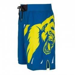 Training short GORILLA BLUE for men | XOOM PROJECT