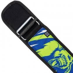 Strength Belt blue XP ELITE GORILLA   XOOM PROJECT