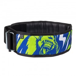 Ceinture de force bleue XP Elite Belt - GORILLA | XOOM PROJECT