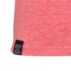 T-shirt Homme corail FOCUSED| XOOM PROJECT