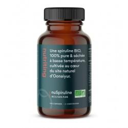 Complément alimentaire NuSpiruline - compléments énergie | NUTRITING