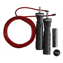 Corde à sauter noir ROCK Speed Rope| THORN FIT