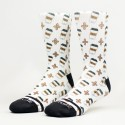 Chaussettes blanches COFFEE SNOB | WODABLE