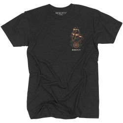 T-shirt grey YOU WILL PREVAIL for men - ROKFIT