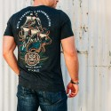 Grey men t shirt YOU WILL PREVAIL| ROKFIT