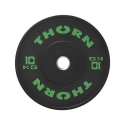 Disque Bumper Plate 10 KG | THORN+FIT EQUIPMENT