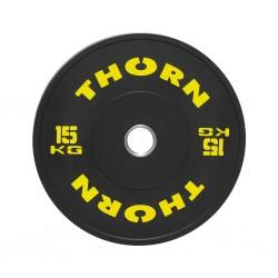 15 KG Bumper Plate | THORN+FIT EQUIPMENT