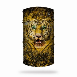 LITHE APPAREL Masque multi usage MINT EYE TIGER