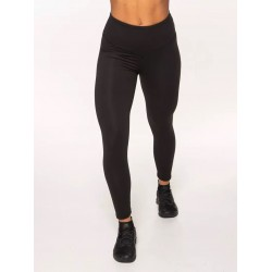 Legging 7/8 taille haute femme BLACK NS | NORTHERN SPIRIT