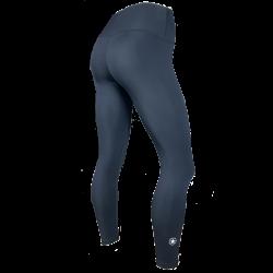 Legging femme taille haute noir ANKLE LENGTH | SAVAGE BARBELL
