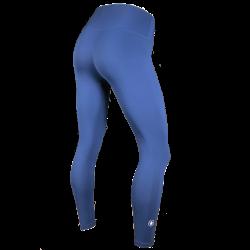 Legging femme taille haute bleu navy ANKLE LENGTH | SAVAGE BARBELL