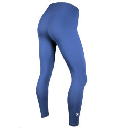 Training legging navy blue ANKLE LENGTH for women | SAVAGE BARBELL