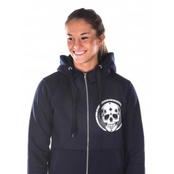 Sweat Blue SKULL women – NORTHERN SPIRIT