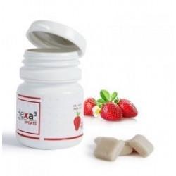 CBD Chewing Gum 200 mg Strawberry | HEXA3