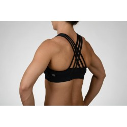 Training bra black THE TIFFANY - THE CHESTEE BRA