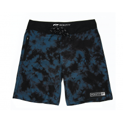 Men's black and blue ACID BATH shorts | ROKFIT