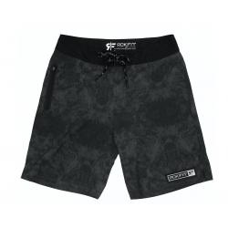 Men's dark grey GRANITE shorts | ROKFIT