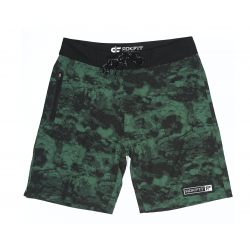Men's dark green TROPIK THUNDER shorts | ROKFIT