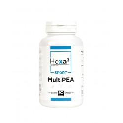 Box of 60 Green Tea 10 mg CBD Capsules | HEXA3