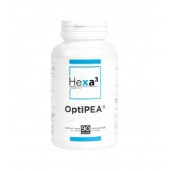Box of 90 Capsules of 400 mg of OptiPEA® | HEXA3