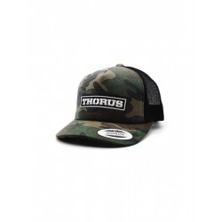 Casquette camouflage TRUCKER WOOD | THORUS WEAR