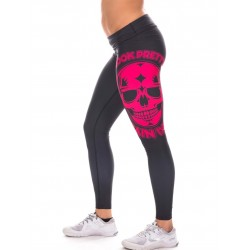 Training legging black LOOK PRETTY for women - NORTHERN SPIRIT