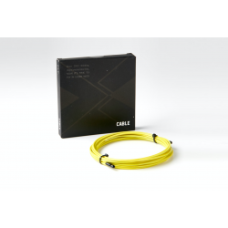 Jump rope yellow 2 mm - 3 m cable | PICSIL