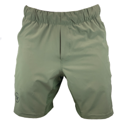 Short homme vert kaki COMPETITION pour athlète   SAVAGE BARBELL