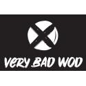 T-shirt sport Homme bordeaux VERY BAD WOD